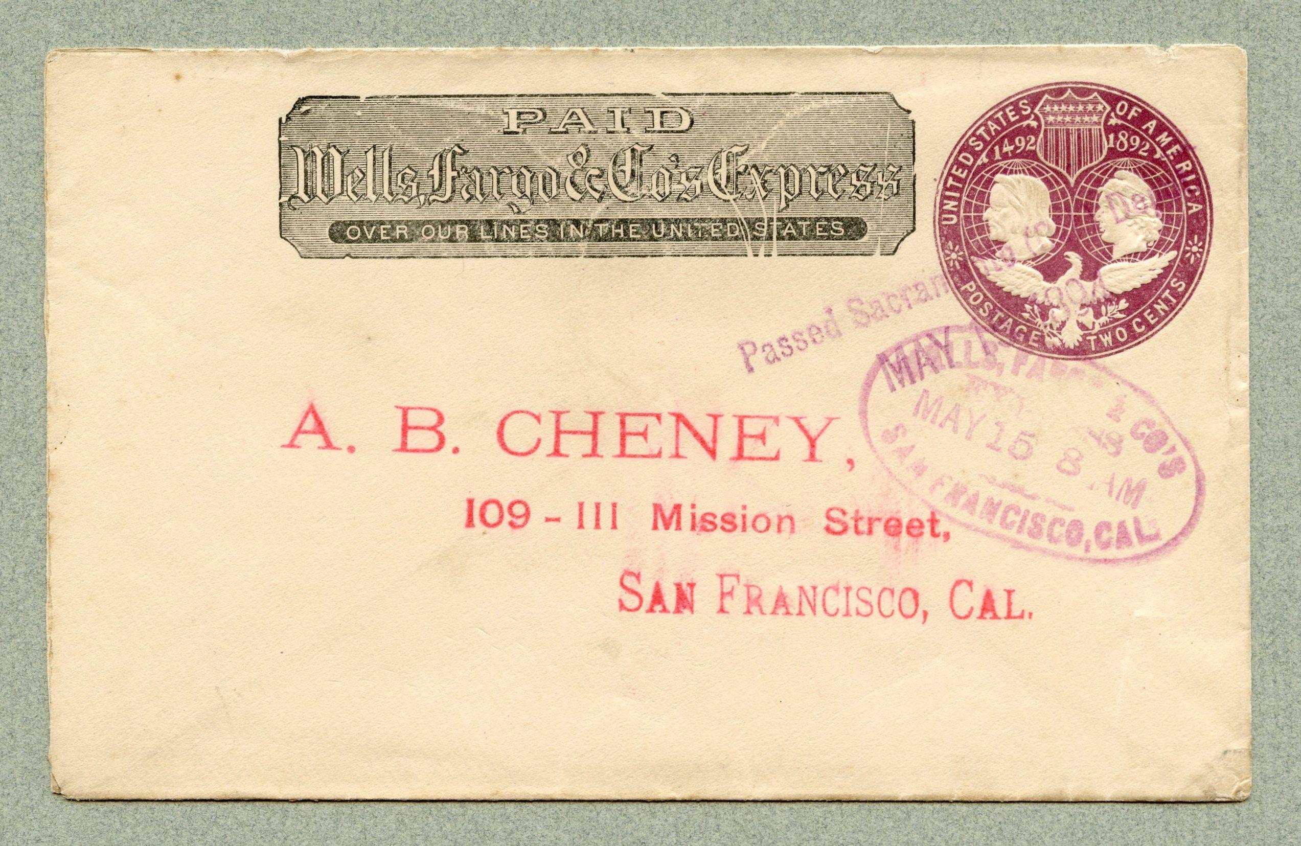 RR Strike 1894 May 15 Sacramento