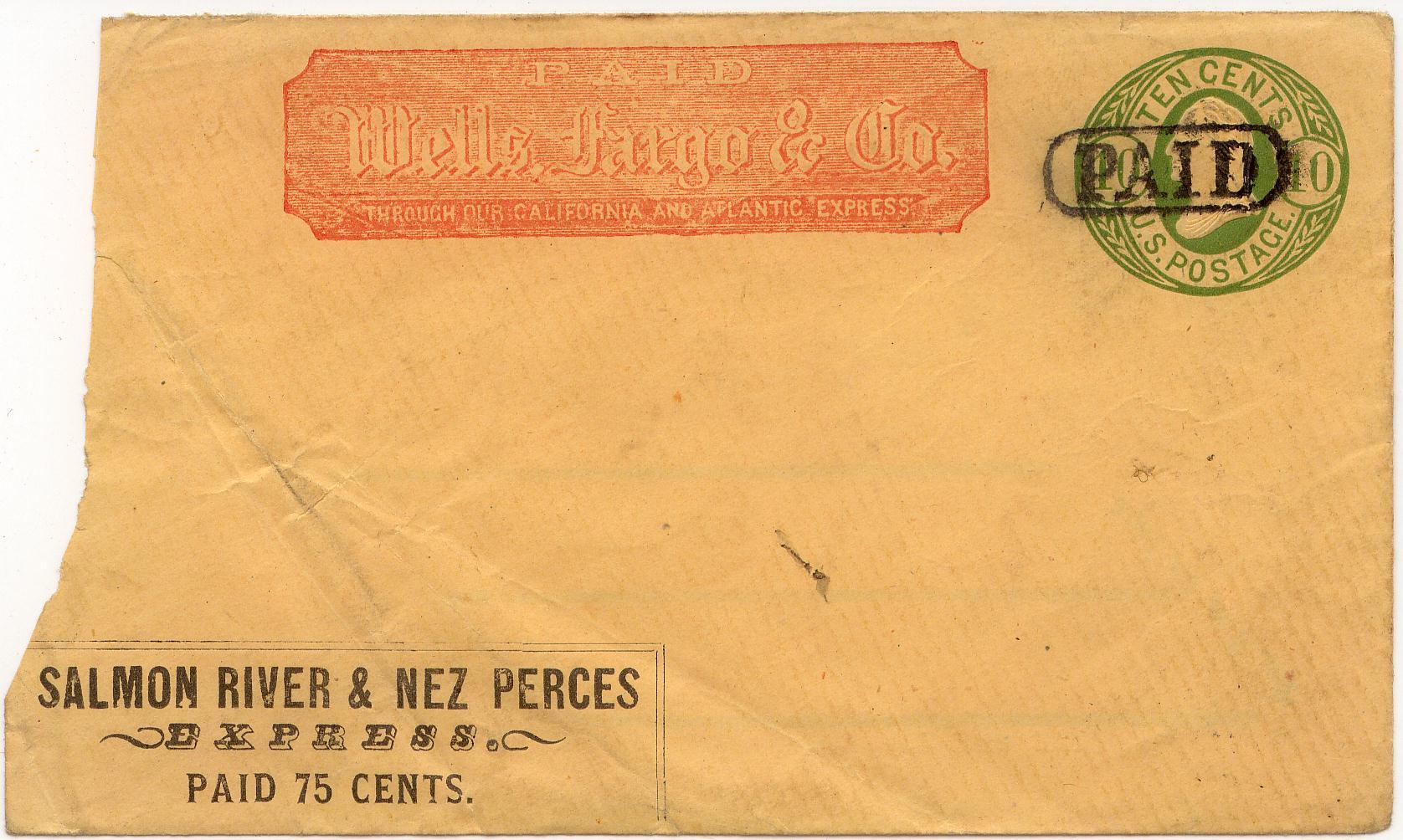 SalmonRiver&NezPerces Frank 75c 0903 Mader