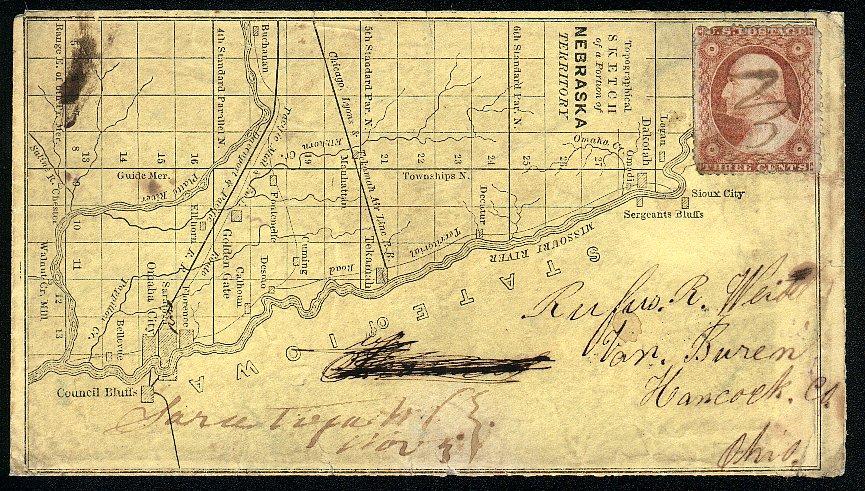 Saratoga 1857 11 03