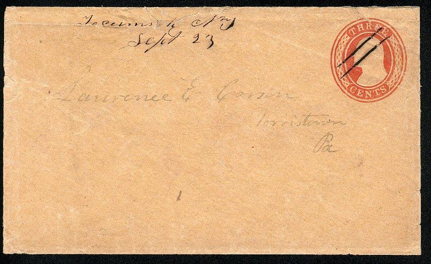 Tecumseh 1857 09 23