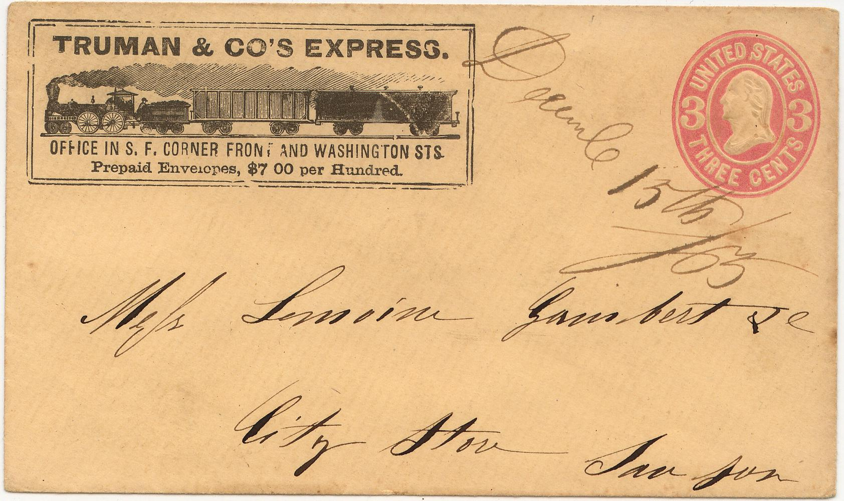 Trumans Frank Train Left 15Dec1865 0903 Mader
