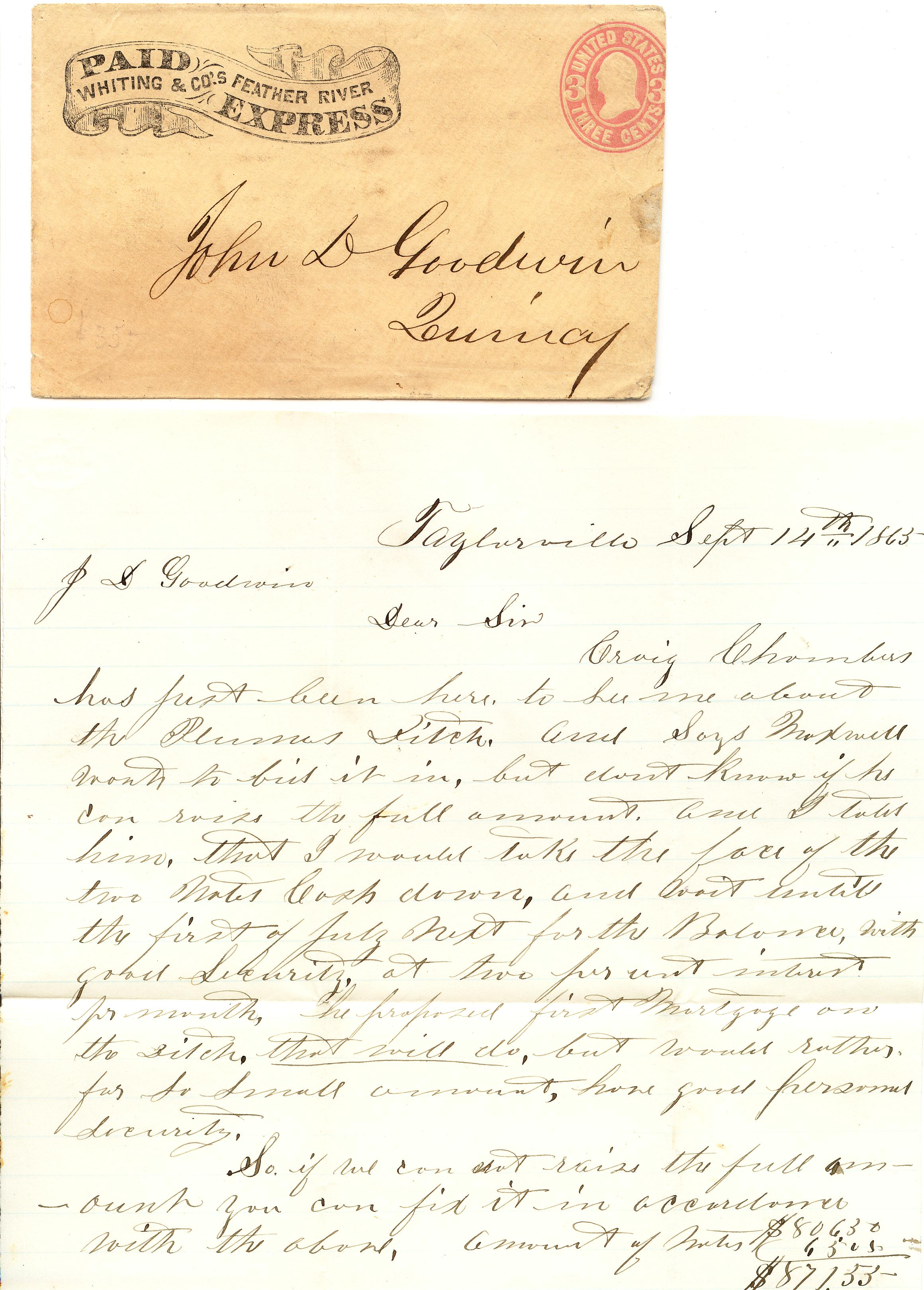 Whiting Frank Scroll 14Sep1865 0903 Mader