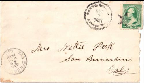 Tonto, Arizona Territory, 1888
