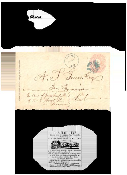 Yuma, Arizona Territory 1868