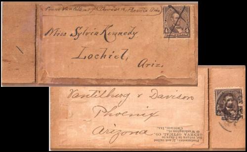 Phoenix, Arizona Territory - 1897
