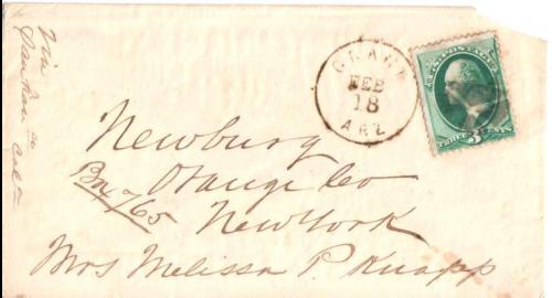 Grant, Arizona Territory - 1872