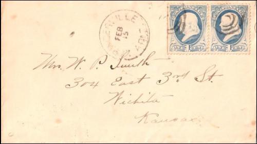 Springerville, Arizona Territory, 1884