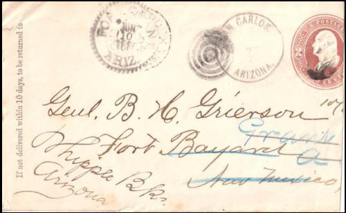 San Carlos, Arizona Territory, 1886