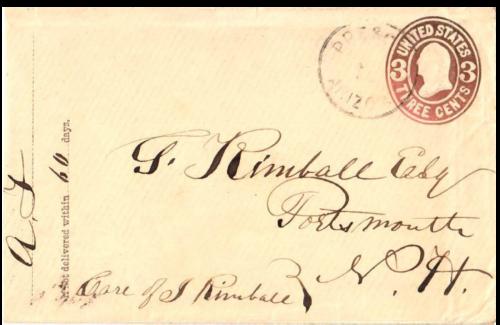 Prescott, Arizona Territory - 1866