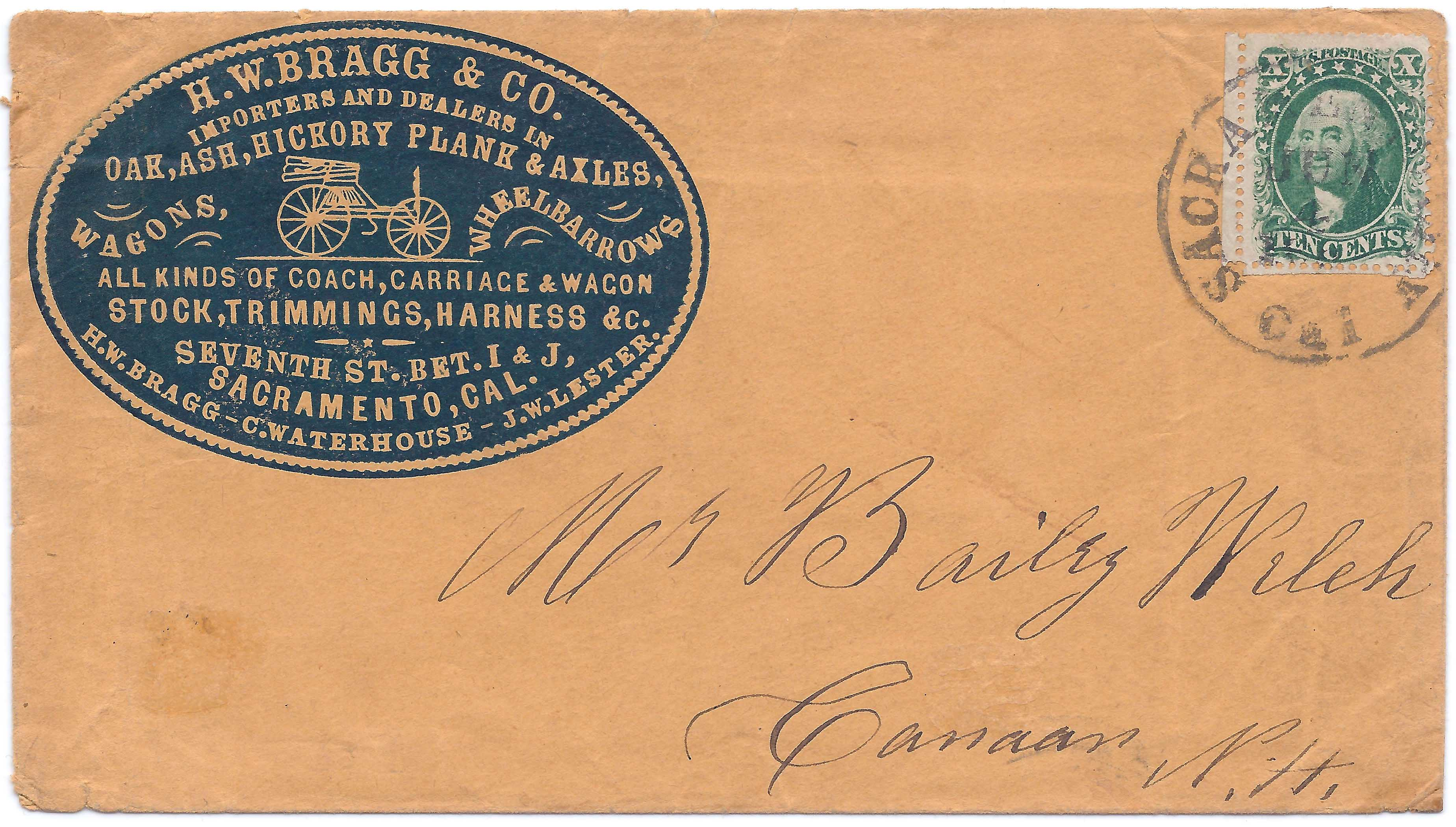 Rumsey #41lot 287