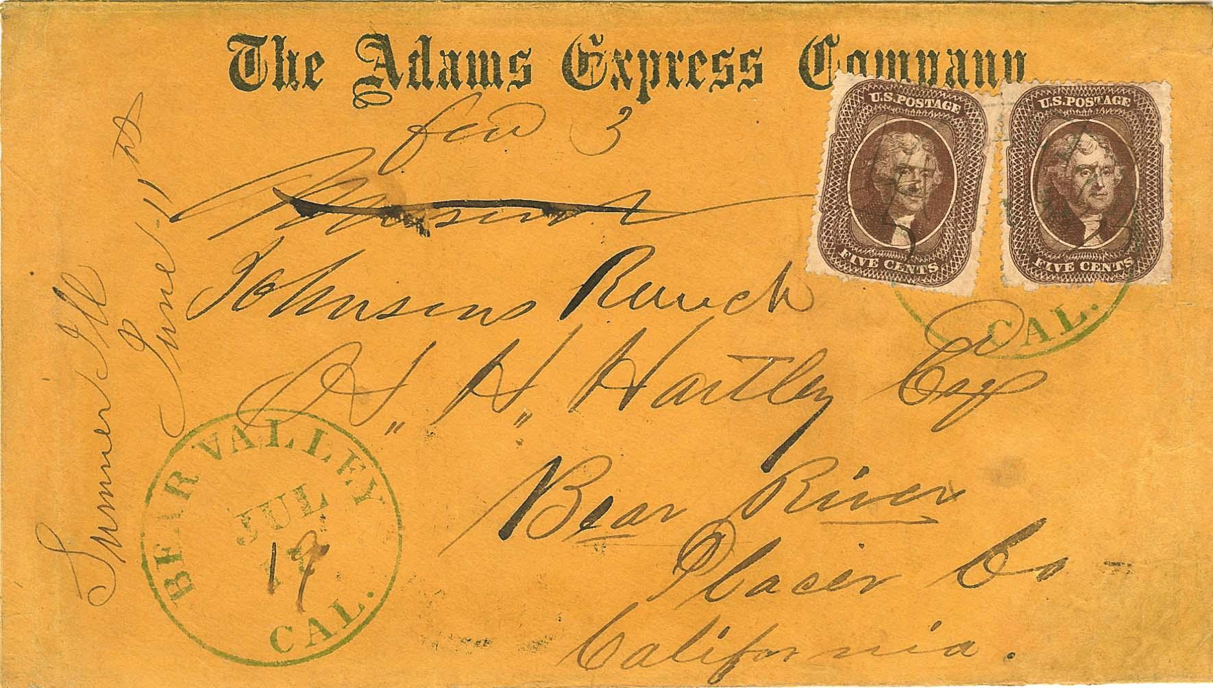 Suburban 20060508 30A Adams Express