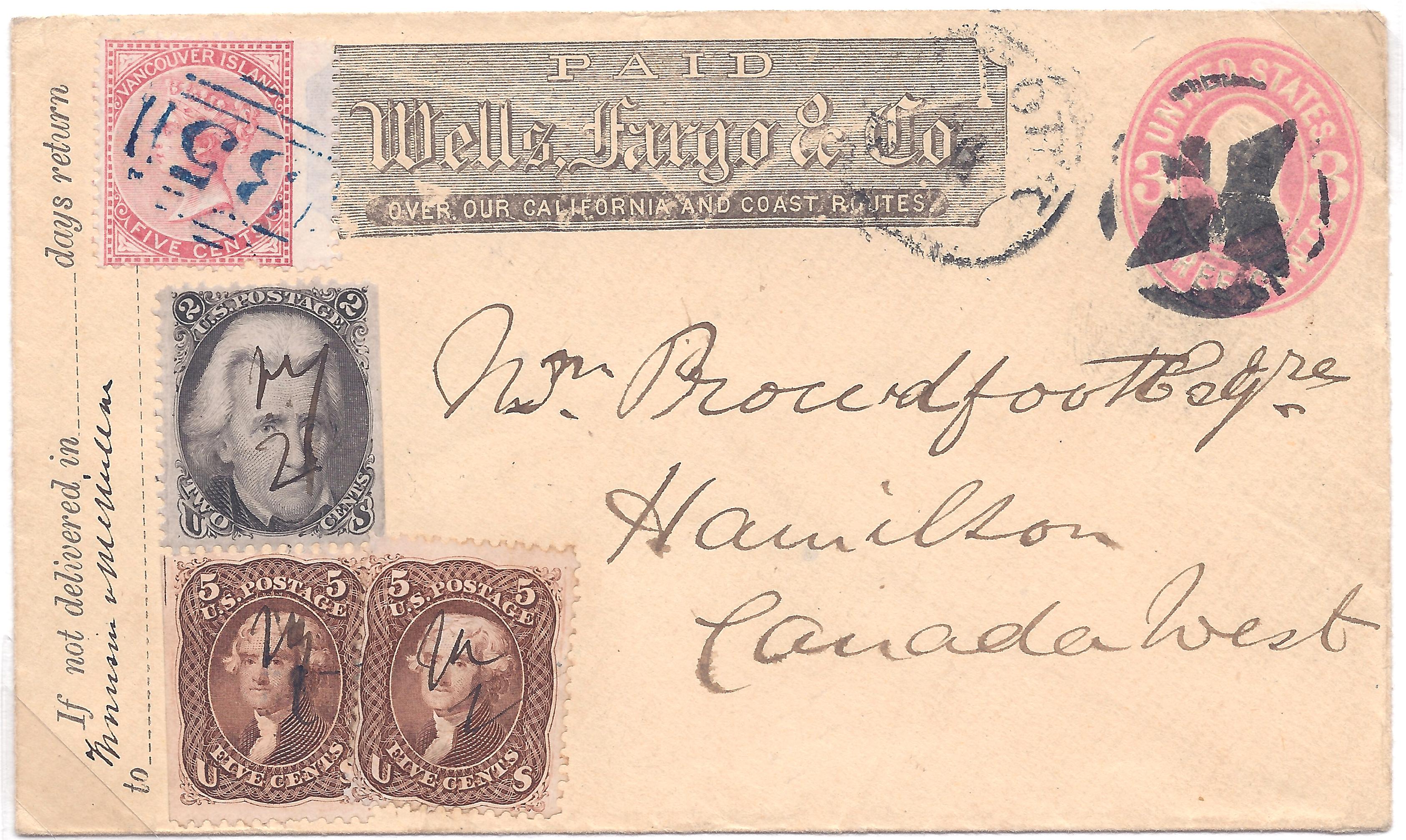 Suburban 20120420 5 32 WF Frank Victoria VI To Hamilton CW (VI5 U59 73 76)