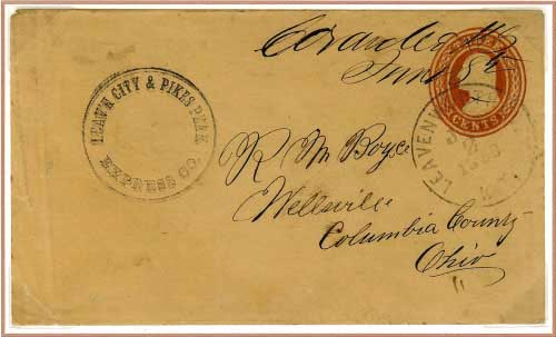Coraville, K. T. ~ June 8, 1859
