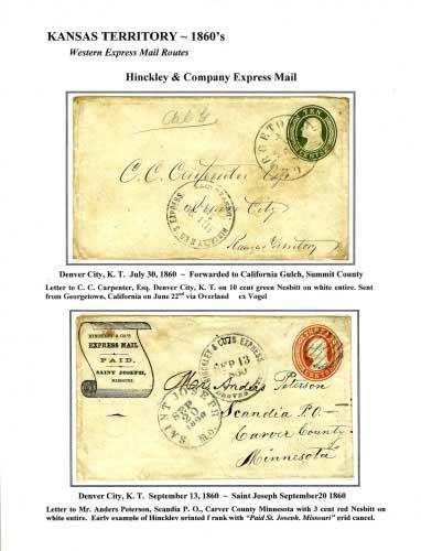 Hinckley & Company Express Mail