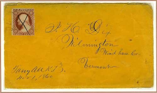 Tarryall, Kansas Territory ~ November 1, 18601