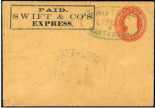 Swift and Co. Express Original