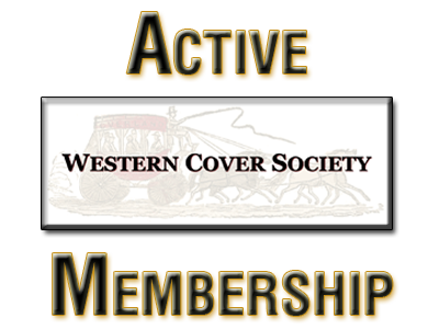 Western Cover Society Active Membership