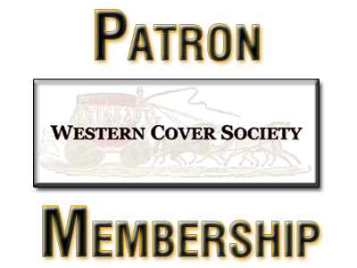 Western Cover Society Patron Membership