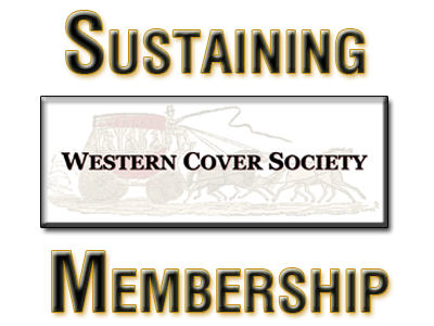 Western Cover Society Sustaining Membership