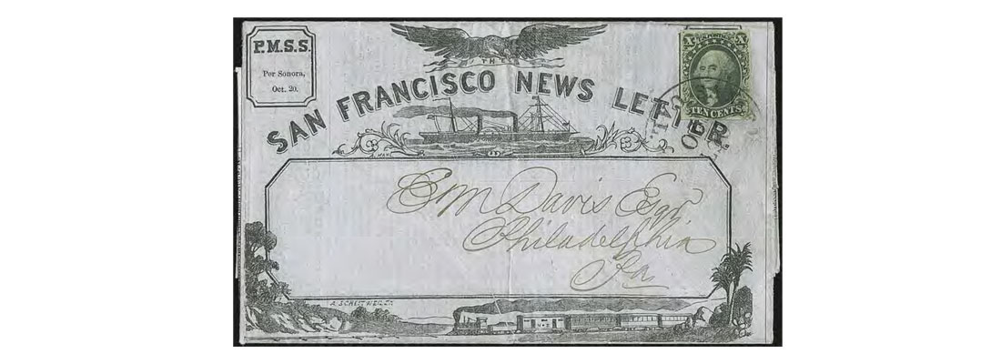 The San Francisco News Letter 1856-1858