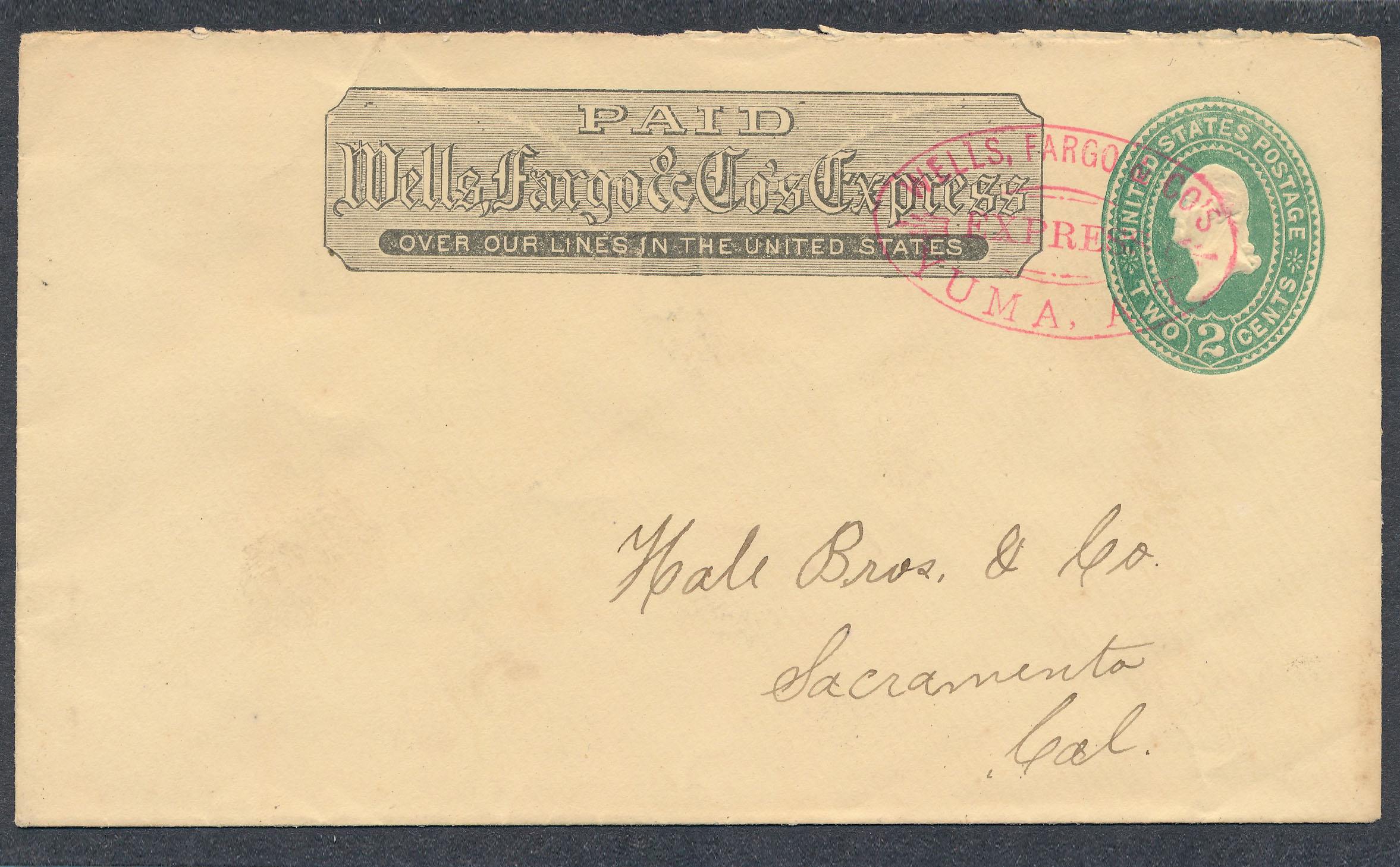 0023 2 Covers Wells Fargo Fort Yuma And Yuma B