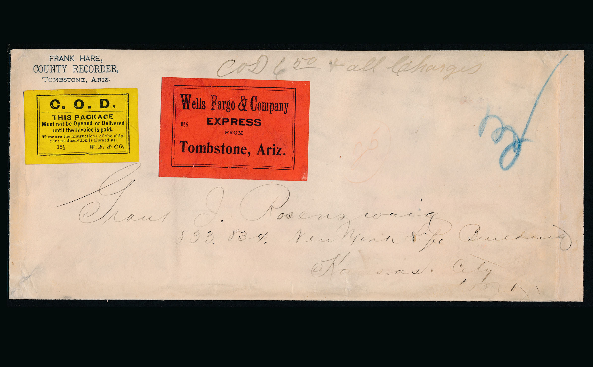0035 2 Covers Wells Fargo Both Tombstone 1 With Label T