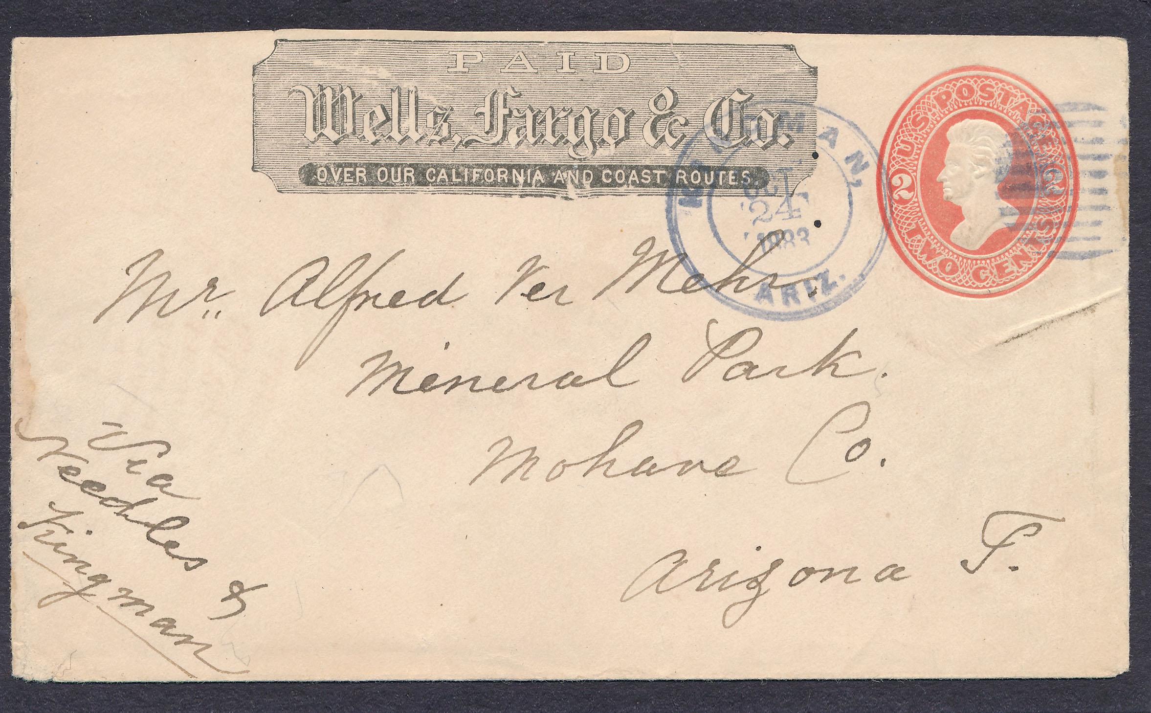 0050 Cover Wells Fargo Kingman