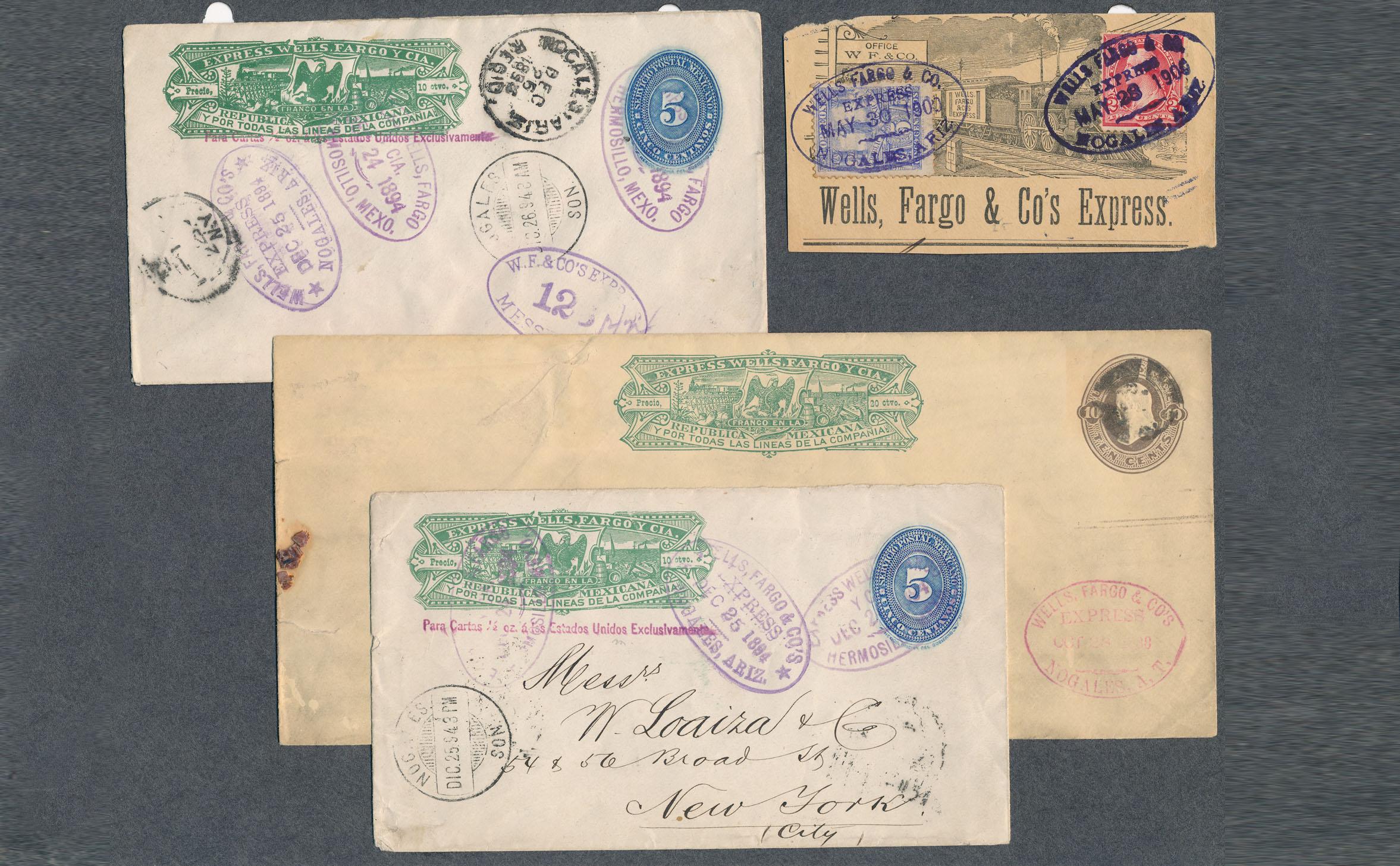 0056 4 Covers Wells Fargo Nogales
