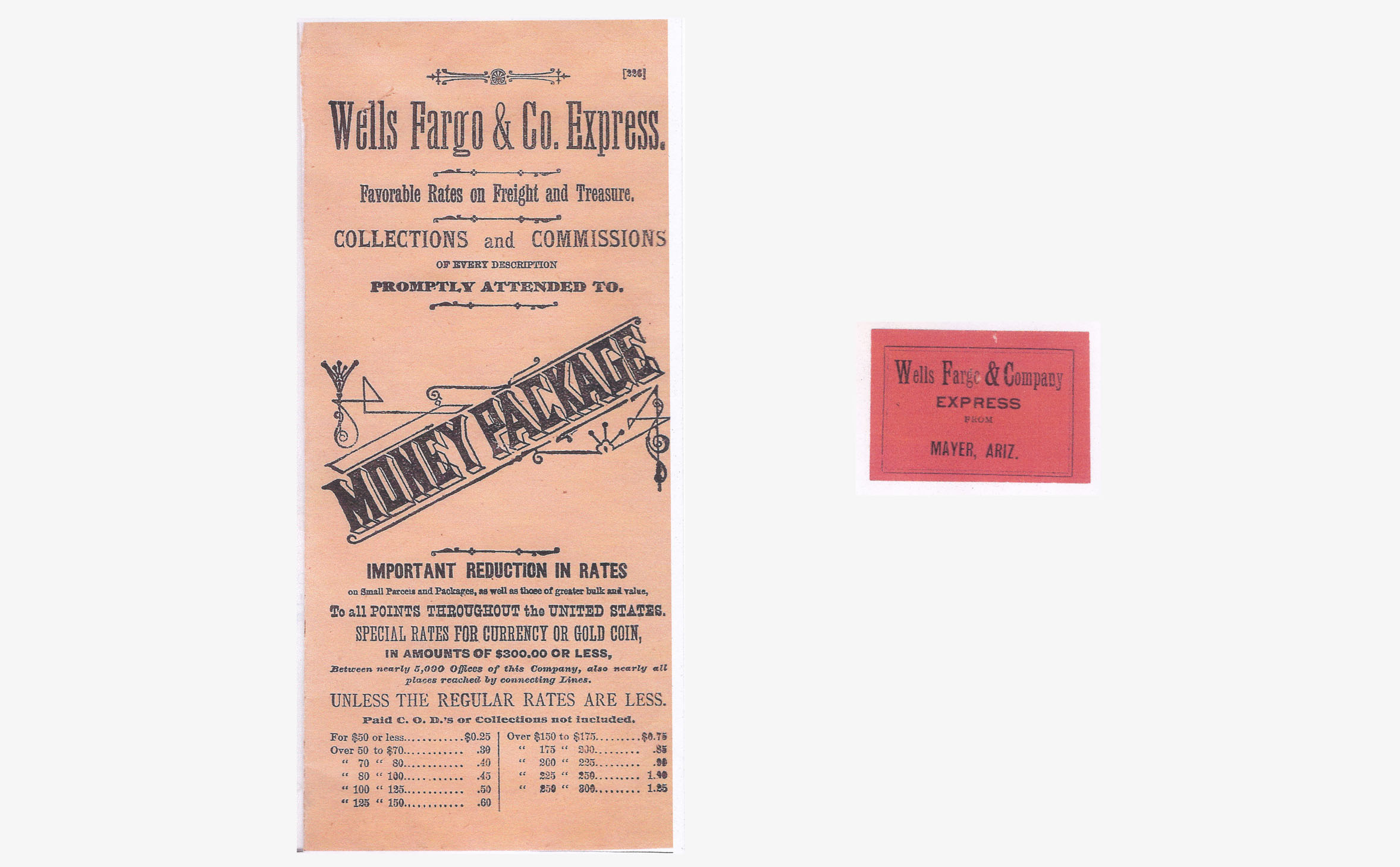 0083 Cover Wells Fargo Mayer Front And Back Plus Label R