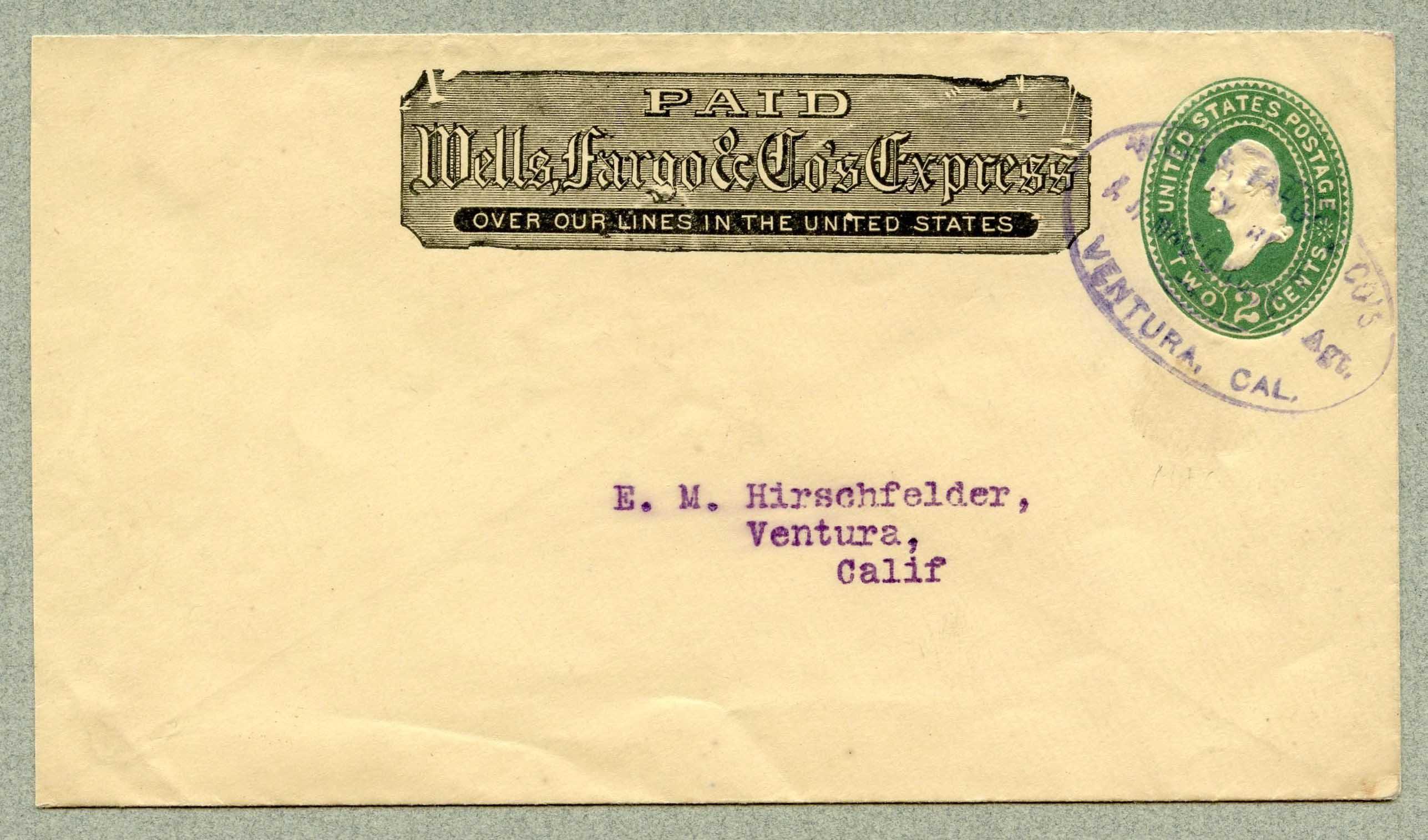 WC11919 VENTURA, CA 13 8,pr U311