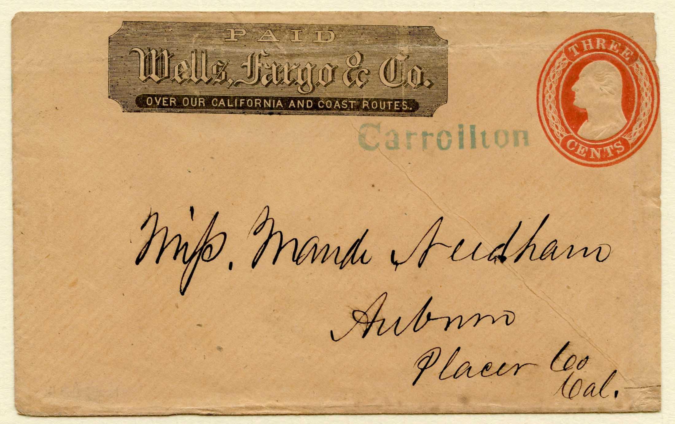 WC10691 CARROLLTON, CA 14 1,bl U10