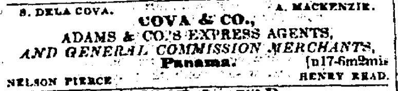 April 26, 1853 San Francisco Evening Journal