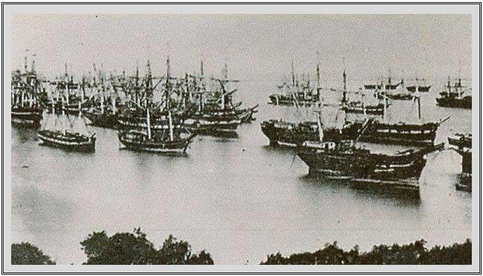 San Francisco Harbor 1847