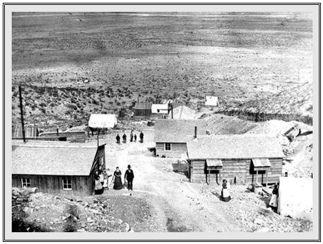 Socorro New Mexico ~ Circa 1850's