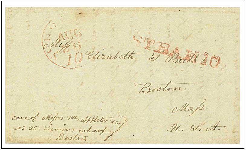 Figure No. 29 August 26, 1847 Independence, Missouri