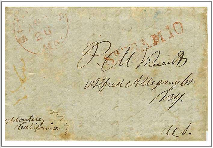 Figure No. 31 August 26, 1846 St. Louis, Missouri