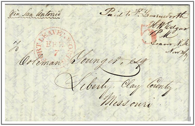 Figure No. 48 November 20, 1849 Socorro, New Mexico