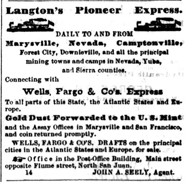 Lagnton Pioneer Express Daily to and from Press