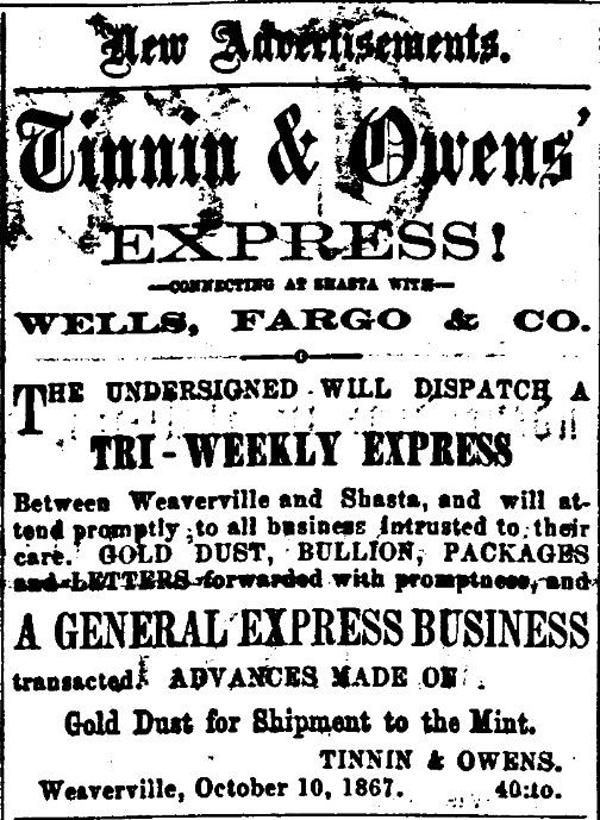 Tinnin & Owen's Express
